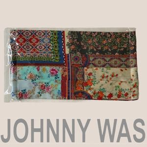 🆕 Johnny Was Silk Charmeuse Face Mask